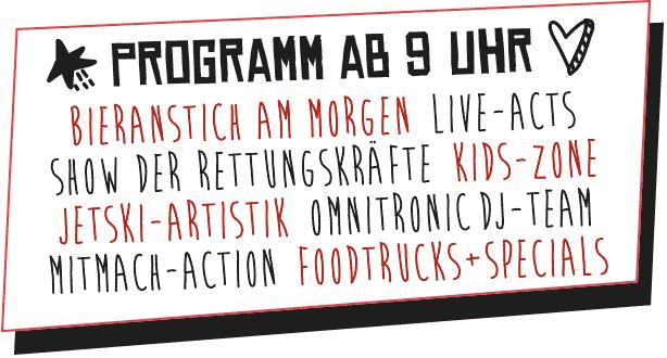Programm, Events, Wassersport, Main, Würzburg, wakeend